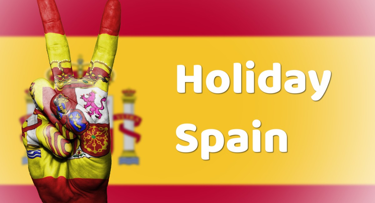 Holiday spain